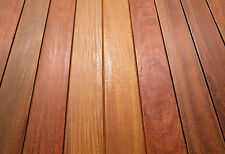 Red and Yellow Balau Tropical Hardwood decking/Timber/Hardwood Deck Boards