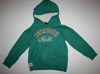 Next Uk Green Next Logo Hoodie Sweatshirt 5 6 Year 116cm