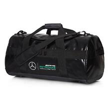 Mercedes Benz AMG Petronas Formula 1 MAMGP Black Sports Bag