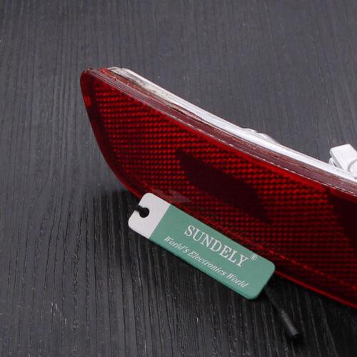REAR TAIL LIGHT LAMP LOWER IN BUMPER LEFT N//S PASSENGER For AUDI Q5 09-17 2011