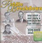 Country Breakdown 20 Instrume Don Reno & Red Smiley Audio CD