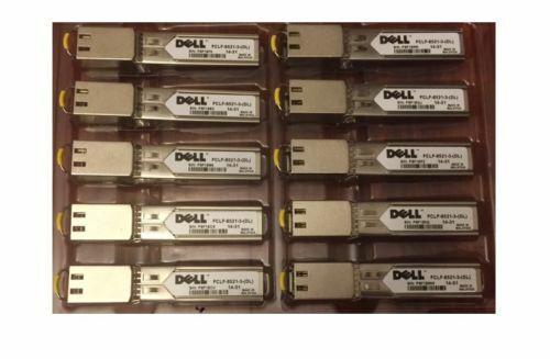 Dell SonicWall 01-SSC-9791 10//100//1000 SFP copper RJ45 SFP-T price each