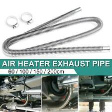 Air Heater Pipe Steel Exhaust Gas Vent For Car Parking Tank U S