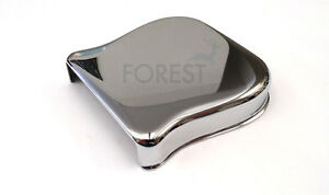Telecaster-aftermarket-guitar-bridge-metal-cover-chrome-ashtray-vintage