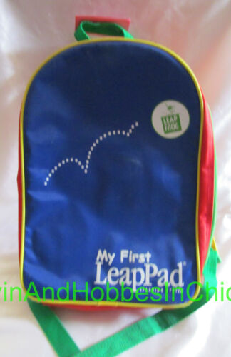 LeapFrog Leap Frog LeapPad Quantum Pad Back Pack Backpack #70011 Storage Case
