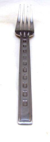 """Cambridge Stainless Steel STEPS Dinner Fork 7 3//4/"""" s"""