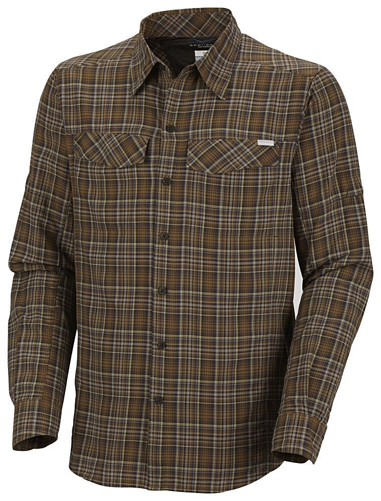 Columbia Herren Outdoorhemd Hemd langarm braun schwarz schwarz schwarz kariert Gr. XL 56 58 NEU | Elegant Und Würdevoll  99b835
