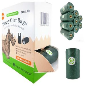 Scot-Petshop-Eco-Dog-Waste-Bags-On-A-Roll-With-Easy-Tie-Handles-300-Poo-Bags