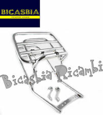 9071 - PORTAPACCHI POSTERIORE CROMATO VESPA 50 SPECIAL R L N 125 ET3 PRIMAVERA