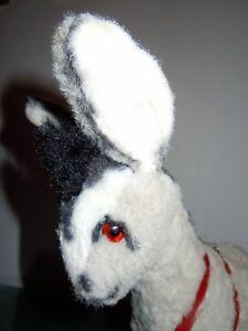 STEIFF-asinello-Donkey-anni-50-25-cm