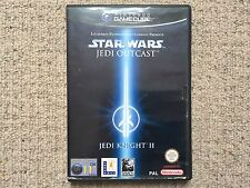 Star Wars Jedi Knight II (2) - Nintendo Gamecube NO INSTRUCTIONS UK PAL