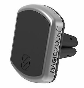 SCOSCHE MPVA MagicMount Pro Magnetic Vent Mount Holder for Vehicles, Black