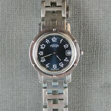 Hermes Clipper CL4.210  Watches, Stainless steel, Quartz , Very Fine , Lady
