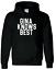 Brooklyn nine nine 99 GINA KNOWS BEST Gina Linetti Hoodie Hoody Hooded top