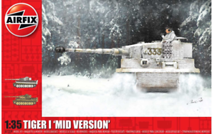 AIRFIX-A1359-Tiger-1-Mid-Version-Tank-1-35-scale-kit
