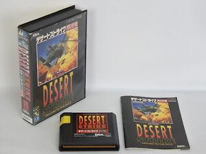 DESERT-STRIKE-Item-Ref-0578-Mega-Drive-Sega-Japan-Game-md