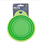 thumbnail 3 - Dog Cat Collapsible Travel, Eating, Drinking Bowl Dish, Stores Flat, Lightweight