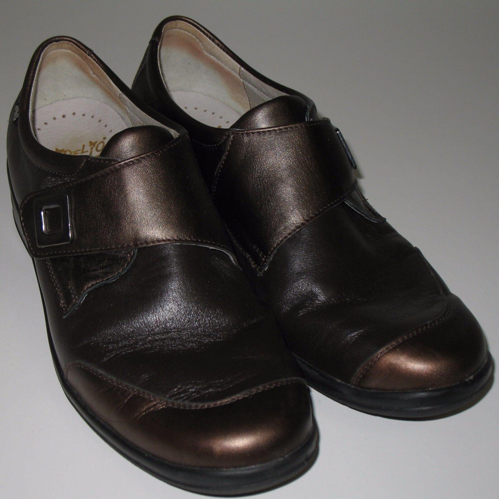 Zapatos de Cuero Fidelio Fidelio Fidelio Para mujeres Helga H Magic Stretch Mocasines Talla 8.5  Venta en línea de descuento de fábrica
