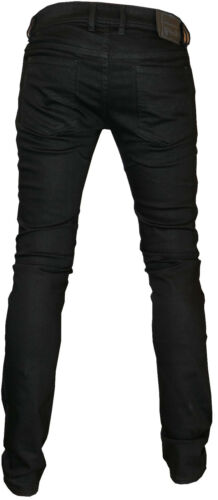 Diesel Sleenker 0886Z Black Men/'s Jeans Black Skinny Drainpipe Stretch