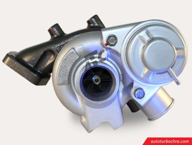Exchange turbo 49135-02652 Mitsubishi L 200 Pajero III 2.5 TDI 116 CV