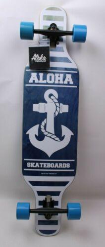 "Aloha Komplettboard Anchor Skateboard 9.449x40.039/"" ca. 99,5x25cm Longboard"