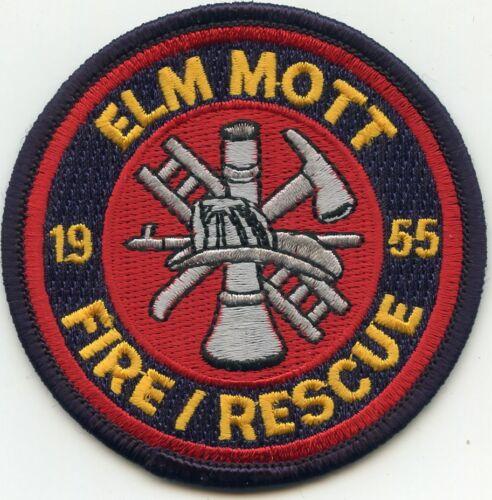 ELM MOTT TEXAS TX RESCUE FIRE PATCH