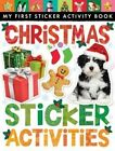 Christmas Sticker Activities by Little Tiger Press Group (Paperback, 2014)