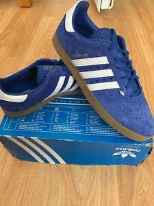 BNIB Adidas Originals 350 Blue Suede