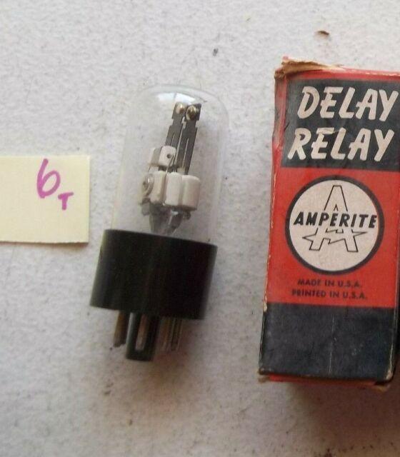 DELAY RELAY TUBE 115N0120 TUBE RCB61. AMPERITE BRAND TUBE