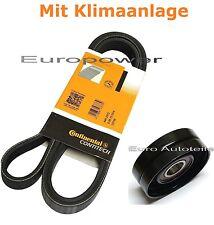 Keilrippenriemen+Spannrolle Audi 80 A4 A6 A8 2.4 2.6 2.8 3.0