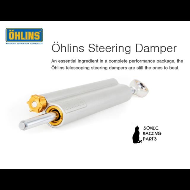 Ohlins Steering Damper Sd 002