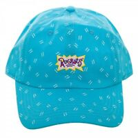 Rugrats Adjustable Dad Hat Classic Nickelodeon Cartoons One Size Fits All Adult