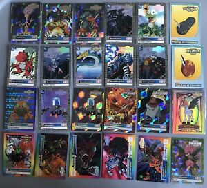 DIGIMON-Assorted-37-Card-Lot