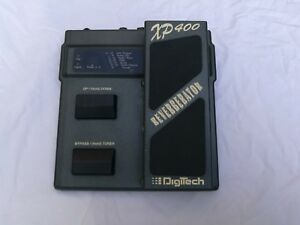 Digitech Xp400 Reverberator Reverb-livraison Gratuite Au Royaume-uni-afficher Le Titre D'origine