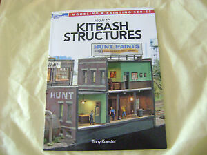 Details about How to Kitbash Structures - Tony Koester Model Railroader  Books