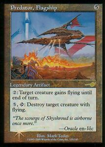 Predator-Flagship-FOIL-NM-Nemesis-Magic-MTG