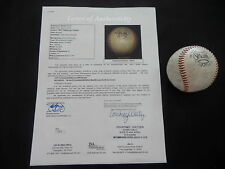 1967 Pittsburgh Pirates Team Signed Baseball Clemente Stargell JSA Authenticated