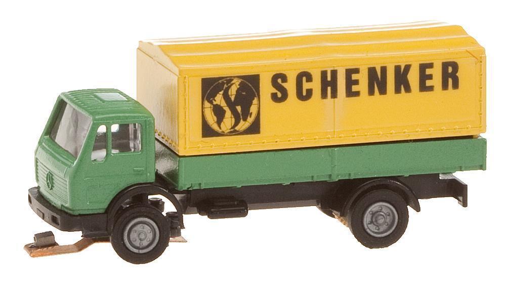 Faller 162051 Escala N Sistema Del Coche Camión MB Sk   Nuevo en Emb. Orig.