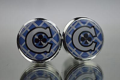 Gazelle Plugs Caps Topes Tapones guidon bouchons lenker endkappe Tappi 3D blue