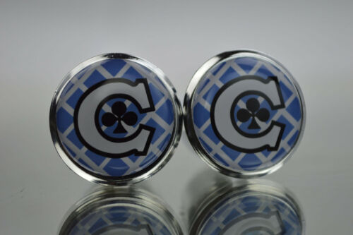 Colnago Master blue Plugs Caps Topes Tapones  bouchons lenker endkappe Tappi 3D