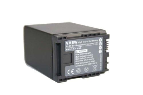 Batería De La Videocámara 2100mAh INFOCHIP para CANON LEGRIA XA10