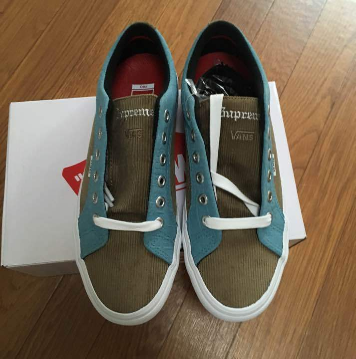 Supreme Vans collaboration Lampin from japan (276