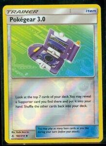 Pokemon POKEGEAR 3.0 182/214 Unbroken Bonds - Rev Holo - MINT