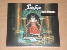 SAVATAGE - HALL OF THE MOUNTAIN KING - CD + BONUS TRACKS SIGILLATO (SEALED)