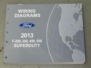 2013 ford f 250 f 350 f 450 f 550 truck super duty service