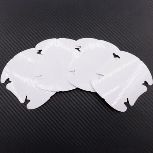 4X Car Handle Protection Film Transparent Sticker Protector De Manija Del Coche