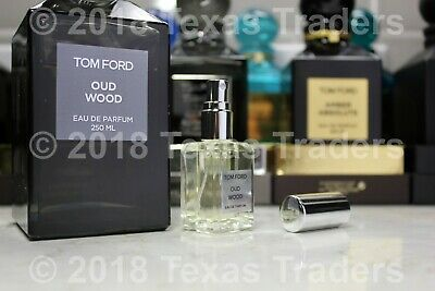 Tom Ford Oud Wood 2ml 5ml 15ml 30ml 50ml Travel Spray