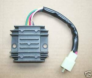 BSA-TRIUMPH-SINGLE-PHASE-12V-RECTIFIER-REGULATOR-LATEST-HI-TECH-150W-B704