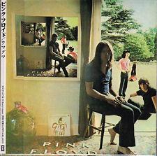 PINK FLOYD Ummagumma JAPAN MINI LP 2 CD Complete GENUINE MINT!