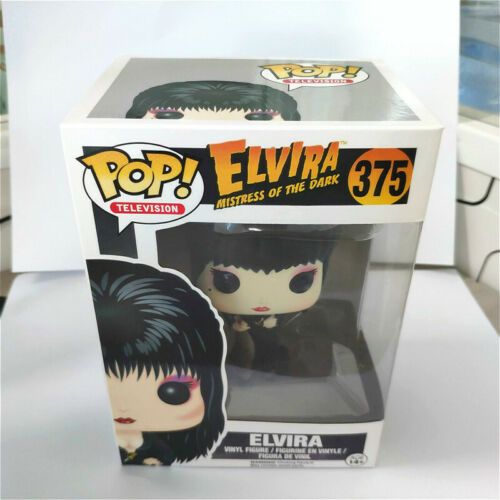 Television #375 Television Elvira Vinyl Action Figure Collection Model Toys Gift